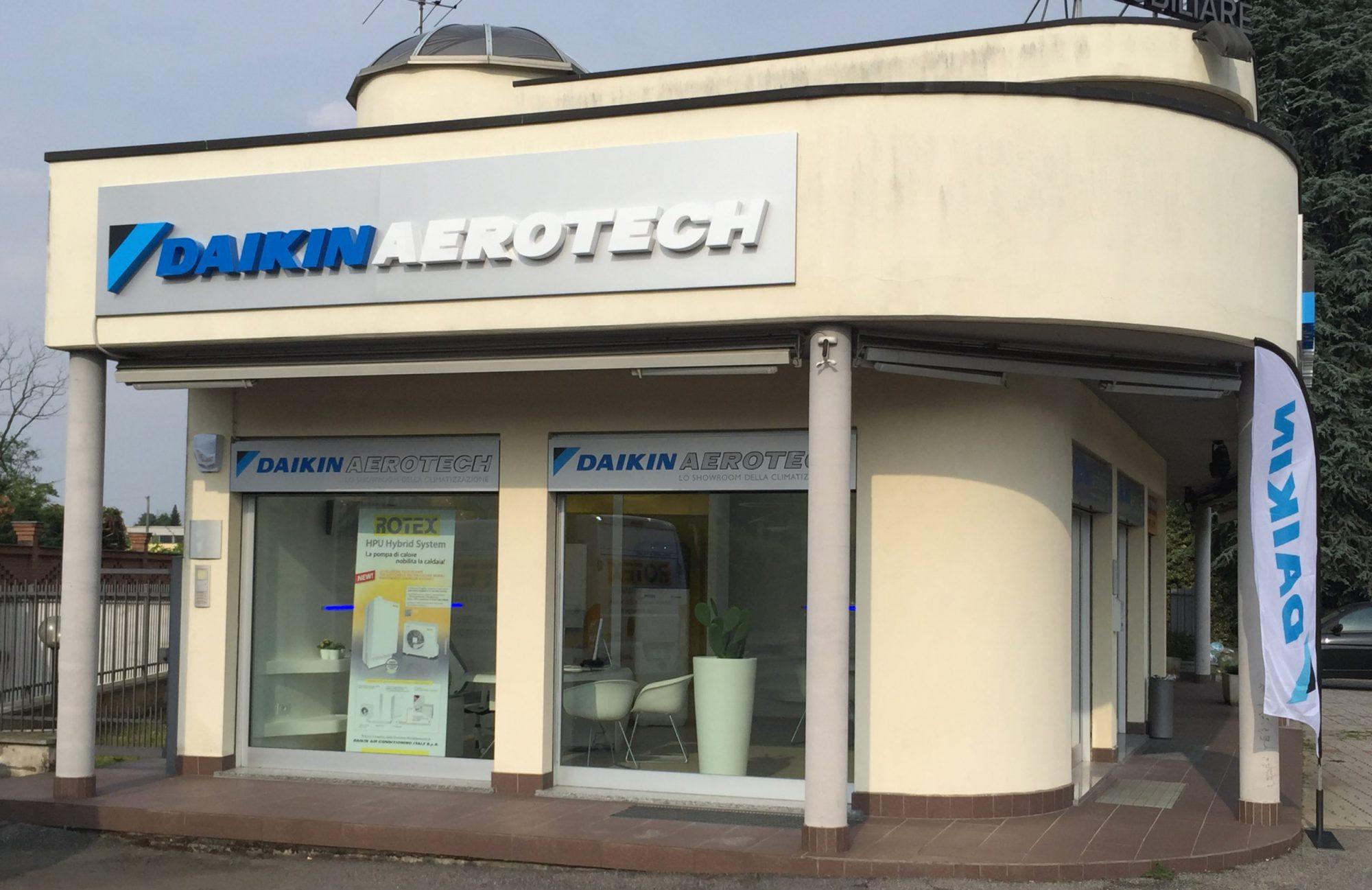 Daikin Aerotech Saronno